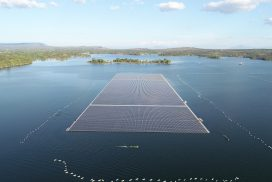 Thailand installs the world's largest floating solar system