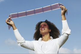 Australian universities Invent and create a new type of solar panel. Thin paper-like style